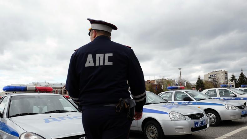 IS bekennt sich zum Anschlag auf Verkehrspolizei-Station bei Moskau