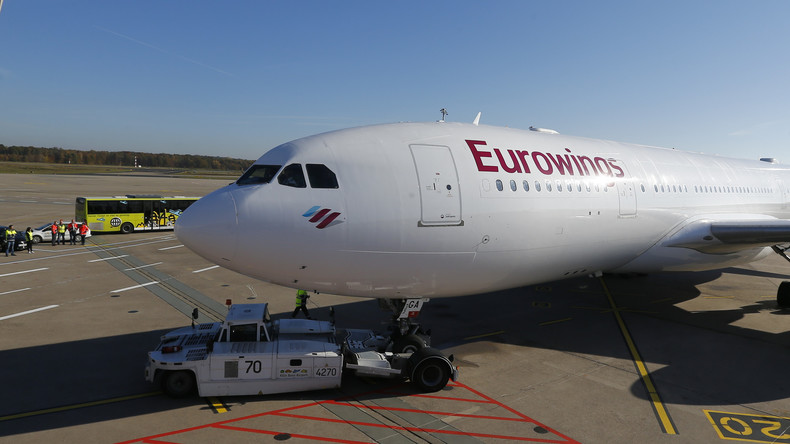 Eurowings stoppt Flüge nach Russland