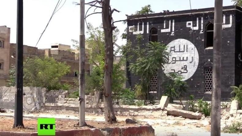 RT-Exklusiv: Die syrische Stadt Manbidsch nach der Befreiung vom IS