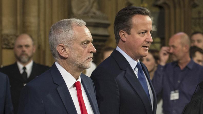 Linksruck in England: Mit Jeremy Corbyn entsteht eine neue Linke