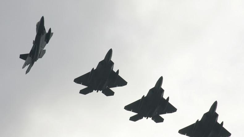 USA warnen Damaskus: Wir schießen syrische Flugzeuge ab, wenn diese weiter US-Alliierte bombardieren