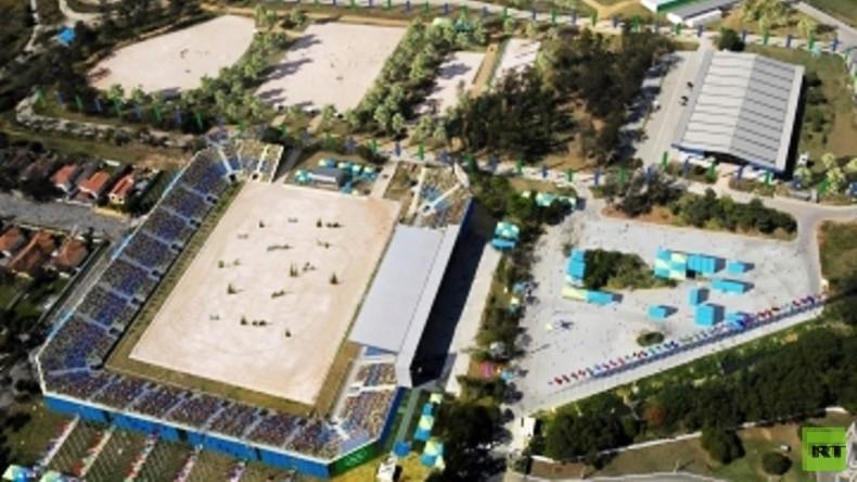 Brasilien: Deodoro, der Folterkeller unter dem Olympia-Park