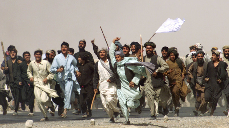 Neue Eskalation in Afghanistan? Taliban-Splittergruppe schwört Kampf gegen USA