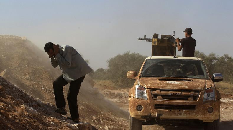 Syrien: Protürkische Rebellen wollen YPG in Dscharablus zuvorkommen