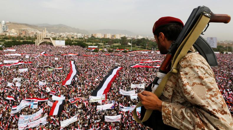 Jemen: Saudis bombardieren, USA zeigen sich zurückhaltend