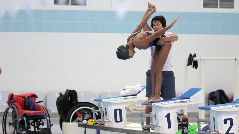 #TROTZ Paralympics-Sperre für Russland: Russische Sportler lassen sich nicht kleinkriegen