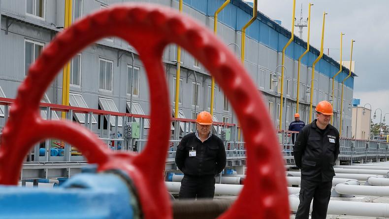 """""""Preis für Unabhängigkeit vom russischen Erdgas"""" - Kiew zahlt weit überhöhte Preise für EU-Gas"""
