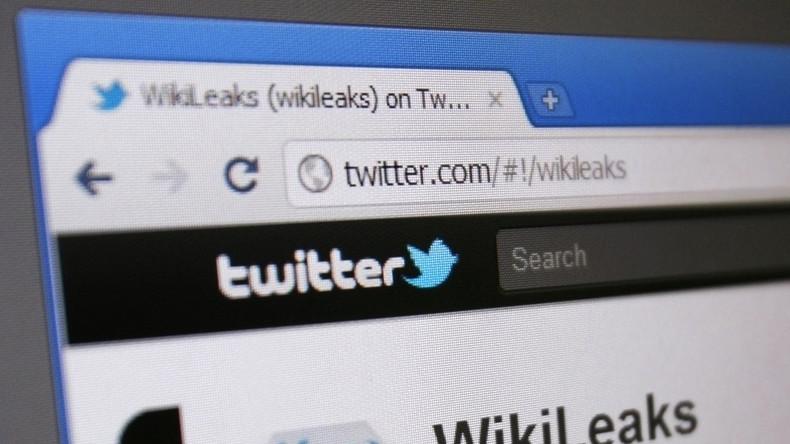 WikiLeaks dementiert Vorwürfe von AP, saudische Bürger gefährdet zu haben