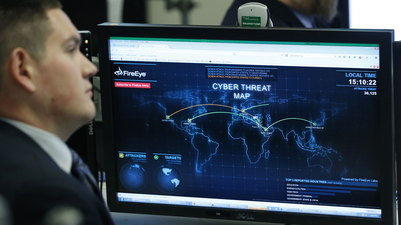 Die Russen sind schuld: Hackerangriffe in den USA