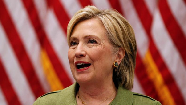 Hillary Clinton bei bester Gesundheit? - Die Zweifel mehren sich