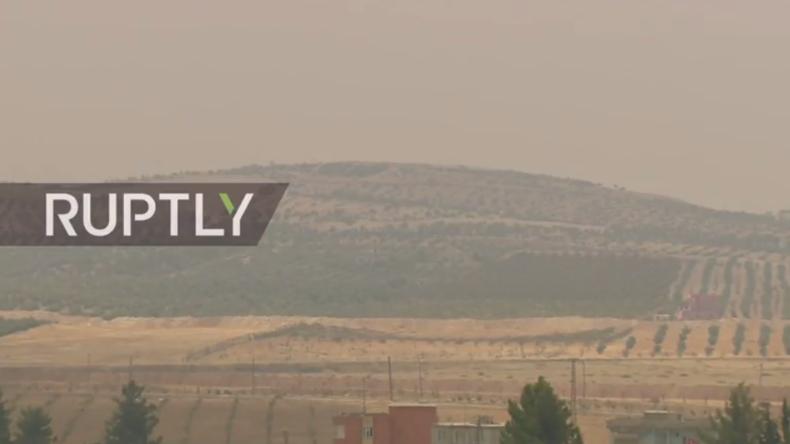 Live von der türkischen Offensive in Syrien