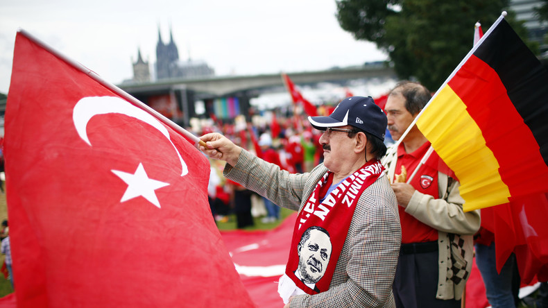 """Deutsch-türkische Beziehungen auf dem Tiefpunkt: """"Deutschland muss sich an die eigene Nase fassen"""""""