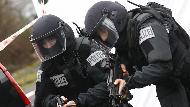 Ehemaliger Mister Germany bei Schusswechsel mit Polizei schwer verletzt