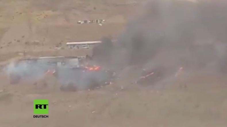 Türkei: Autobombe vor Polizeistation in Cizre tötet mindestens elf Menschen