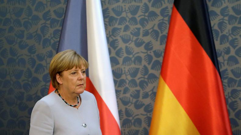 Anschlag auf Merkel vereitelt? Tschechische Polizei nimmt bei Staatsbesuch Verdächtigen fest