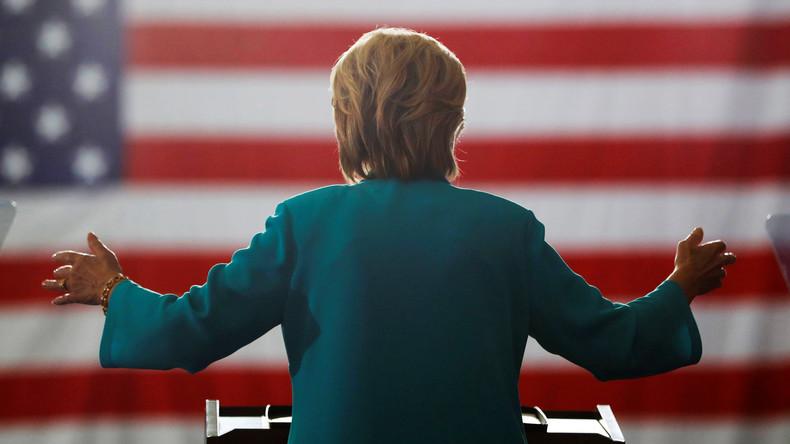 "Wahlkampf in den USA: ""Alles Rechte außer Clinton"""