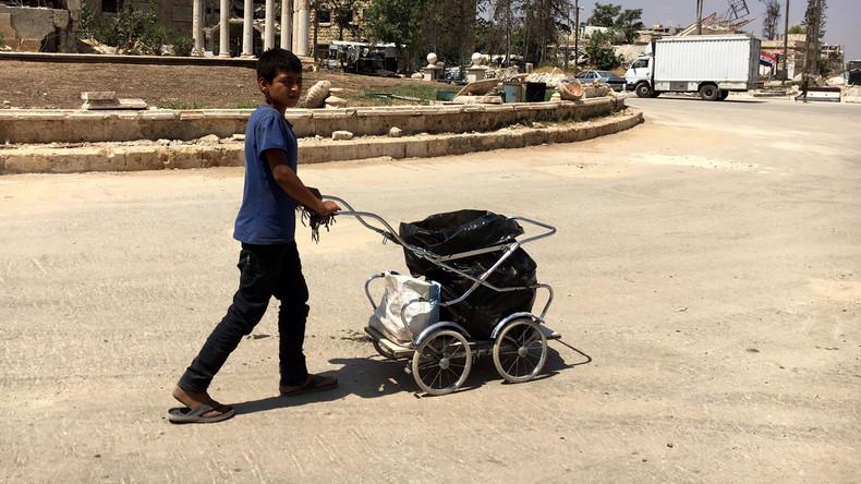 Aleppo: Leben unter Beschuss