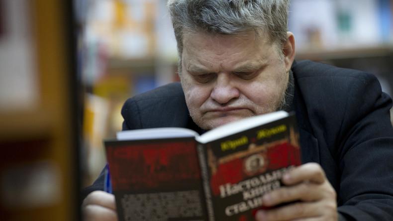 Ukraine: Einfuhrverbot für russische Bücher geplant