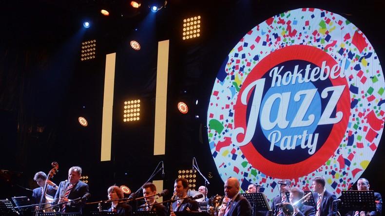 Krim wieder Austragungsort des größten internationalen Jazz-Festivals der Region