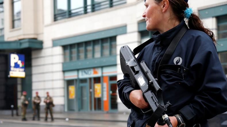 Brüssel: Bombenanschlag auf Kriminologisches Institut nur Generalprobe für größeren Terrorakt?