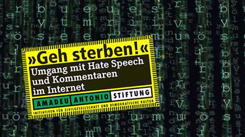 Hasskommentare im Netz - Ist das noch eine Meinung oder kann das weg?