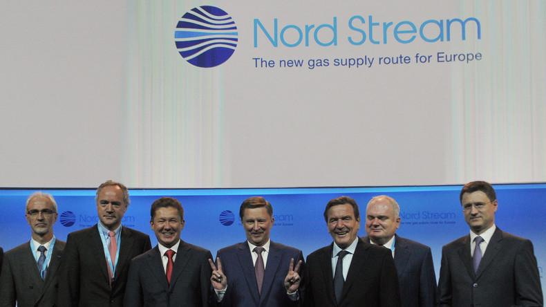 "US-Vize Joe Biden gegen Nord Stream 2: ""Schlechter Deal für Europa, kauft Erdgas lieber bei uns"""