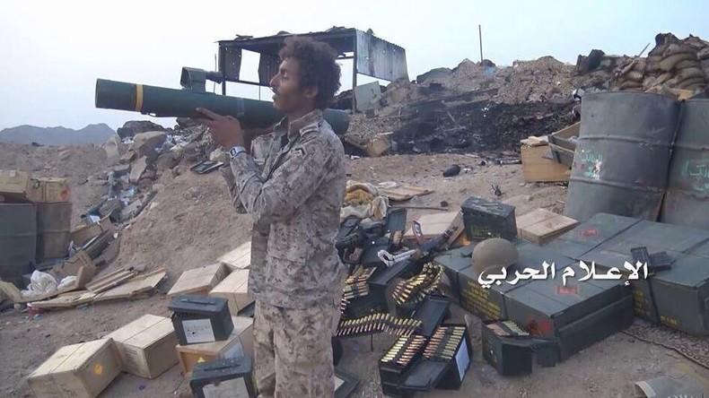 Jemen: Huthi-Milizen feuern ballistische Raketen auf Anlagen der saudischen Ölgesellschaft Aramco