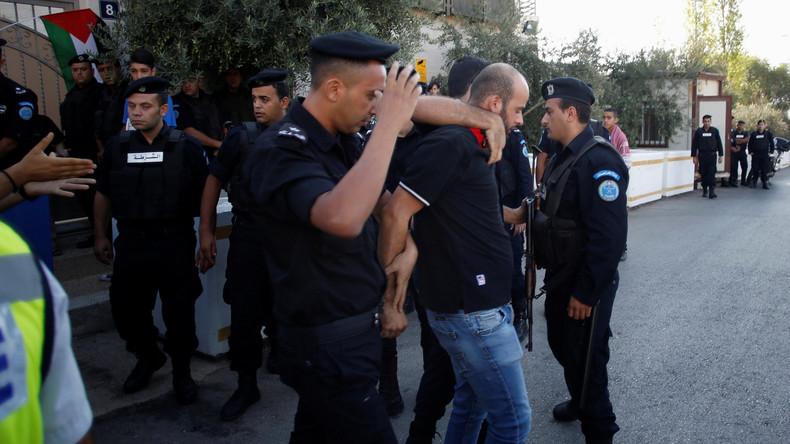 Human Rights Watch: Palästinensische Regierung unterdrückt kritische Äußerungen von Journalisten