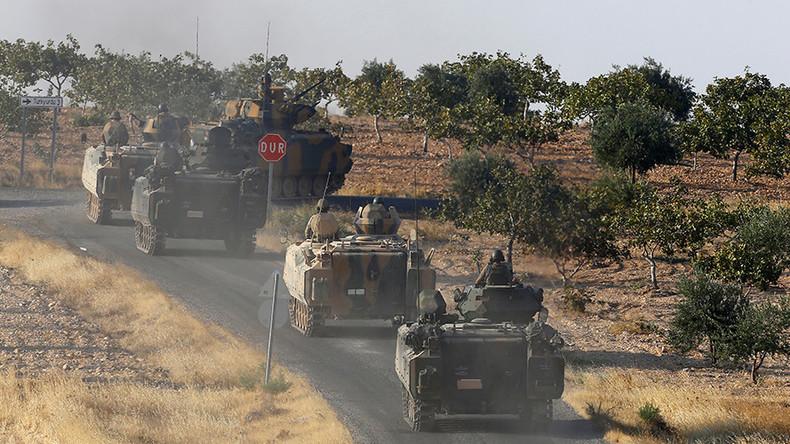 Türkei weitet militärische Operationen in Syrien aus - USA unter Druck