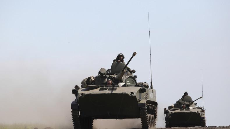 Syrien: Russland zum Einsatz eigener Bodentruppen bereit