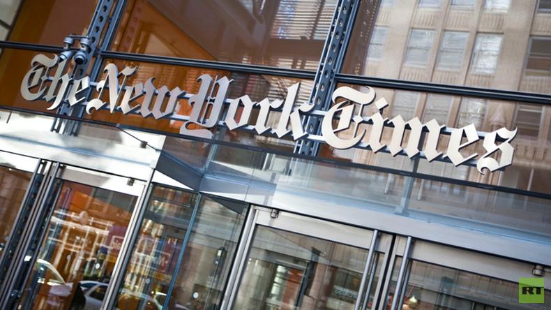 """New York Times: """"Putins Ziel ist es, Zweifel und Zwietracht zu säen"""""""