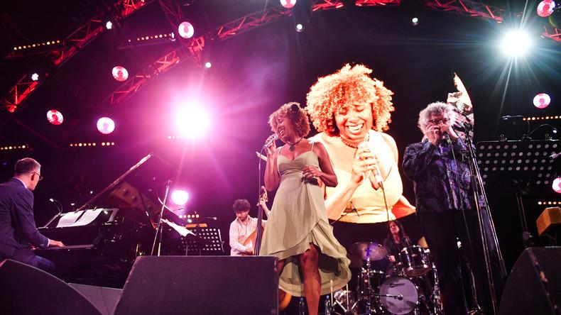 Krim als Austragungsort des größten internationalen Jazz-Festivals der Region