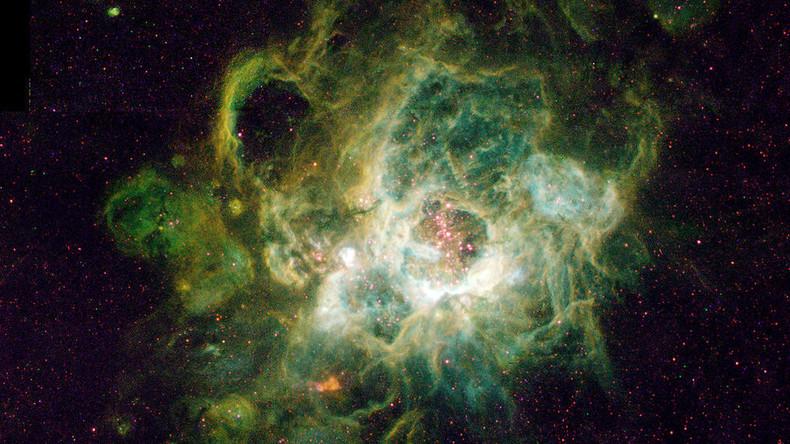 US-Forscher nehmen außerirdische Signale unter die Lupe