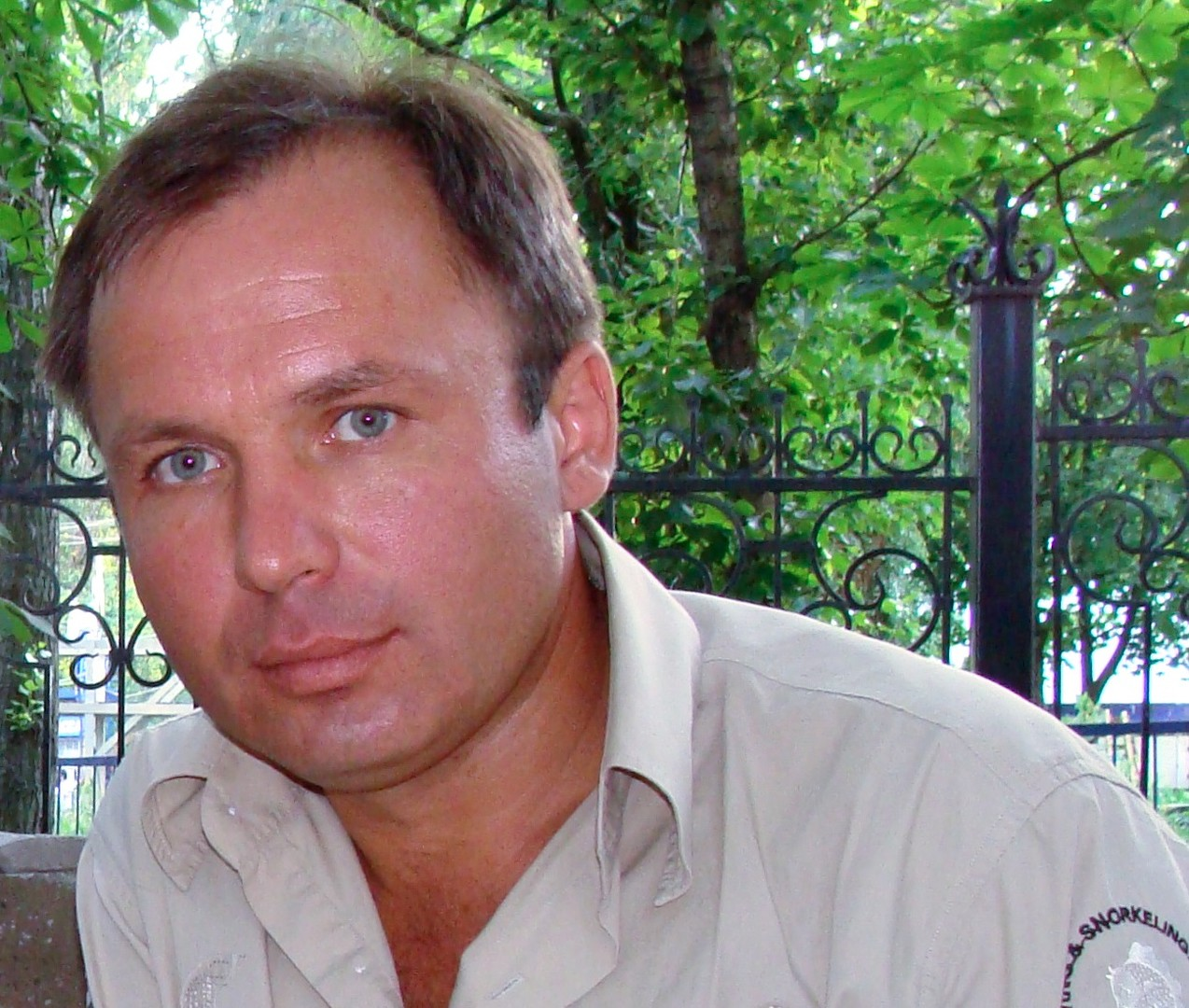Konstantin Jaroschenko