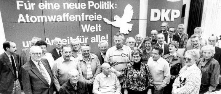 Gründung der Initiativgruppe zur Rehabilitierung der Opfer des Kalten Krieges beim DKP-Parteivorstand im November 1988.