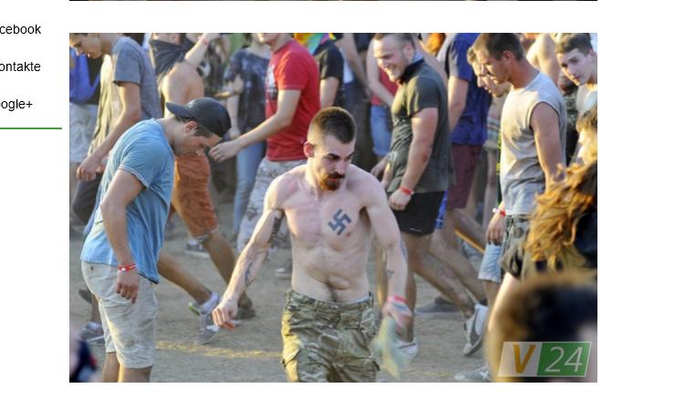 Screenshot von http://www.volyn24.com