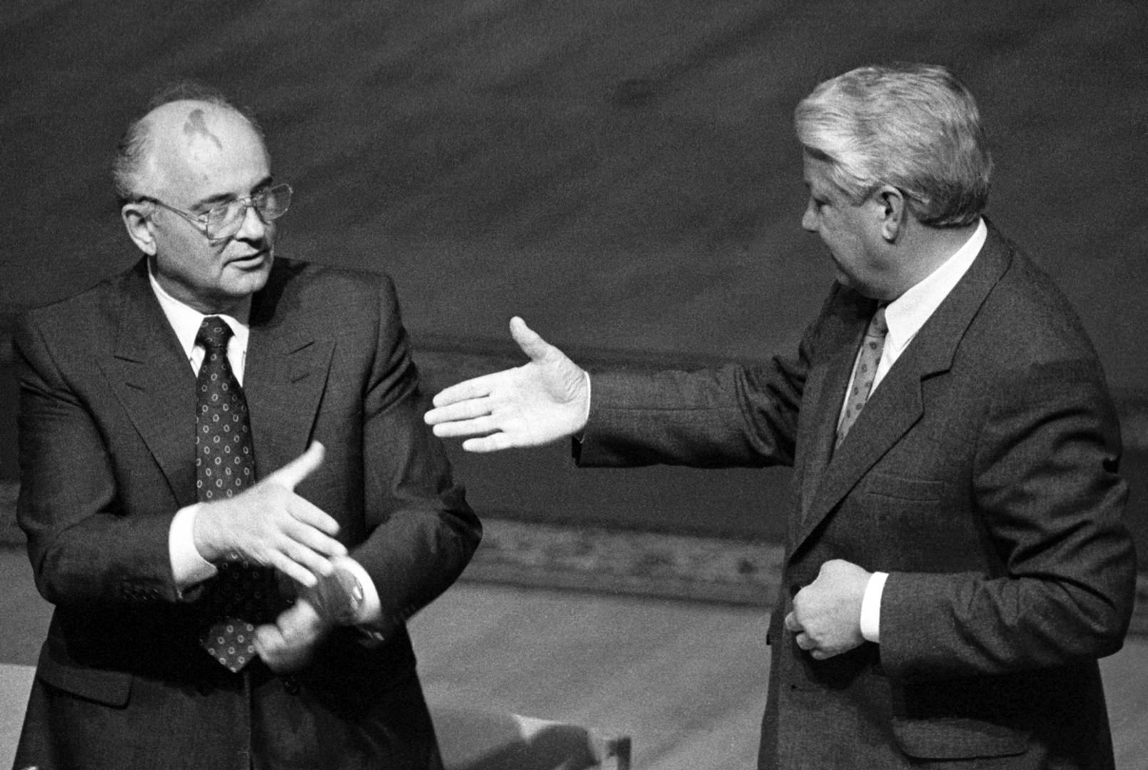 Teil 1 der RT Deutsch-Reihe: Die ehemalige UdSSR - Heute und vor 25 Jahren