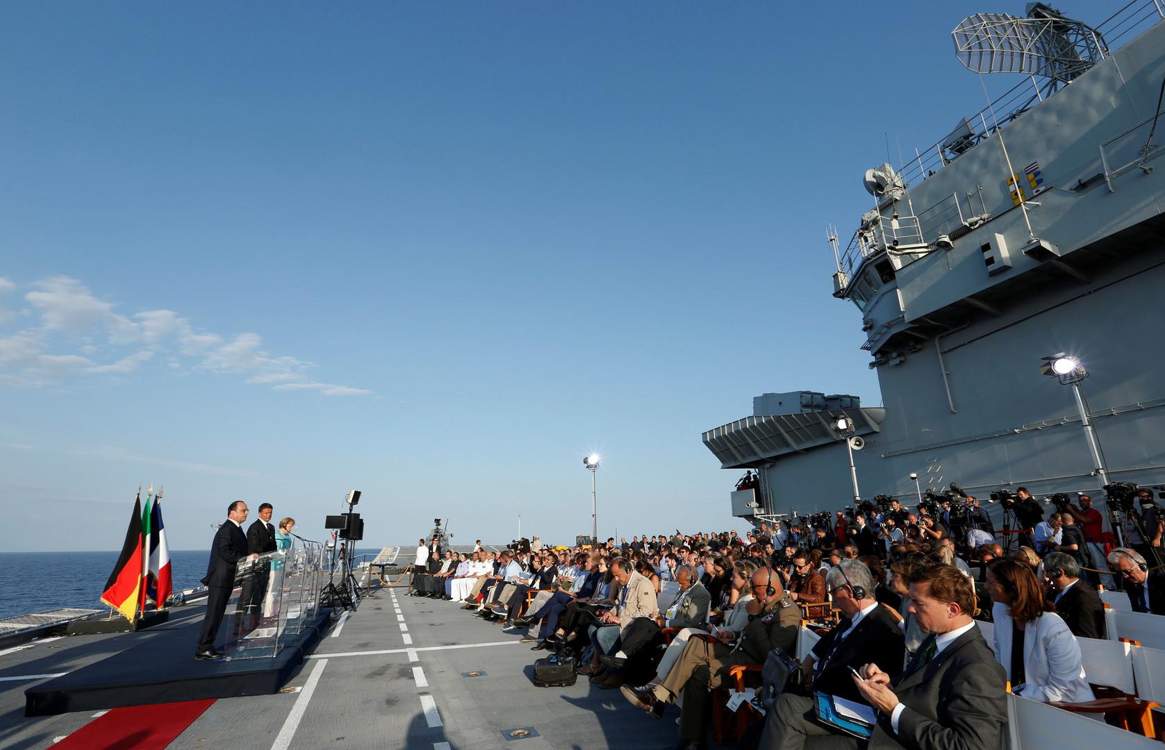 EU-Spitzengipfel auf dem 'Traumschiff': Symbolpolitik oder wirklicher Neustart der EU?