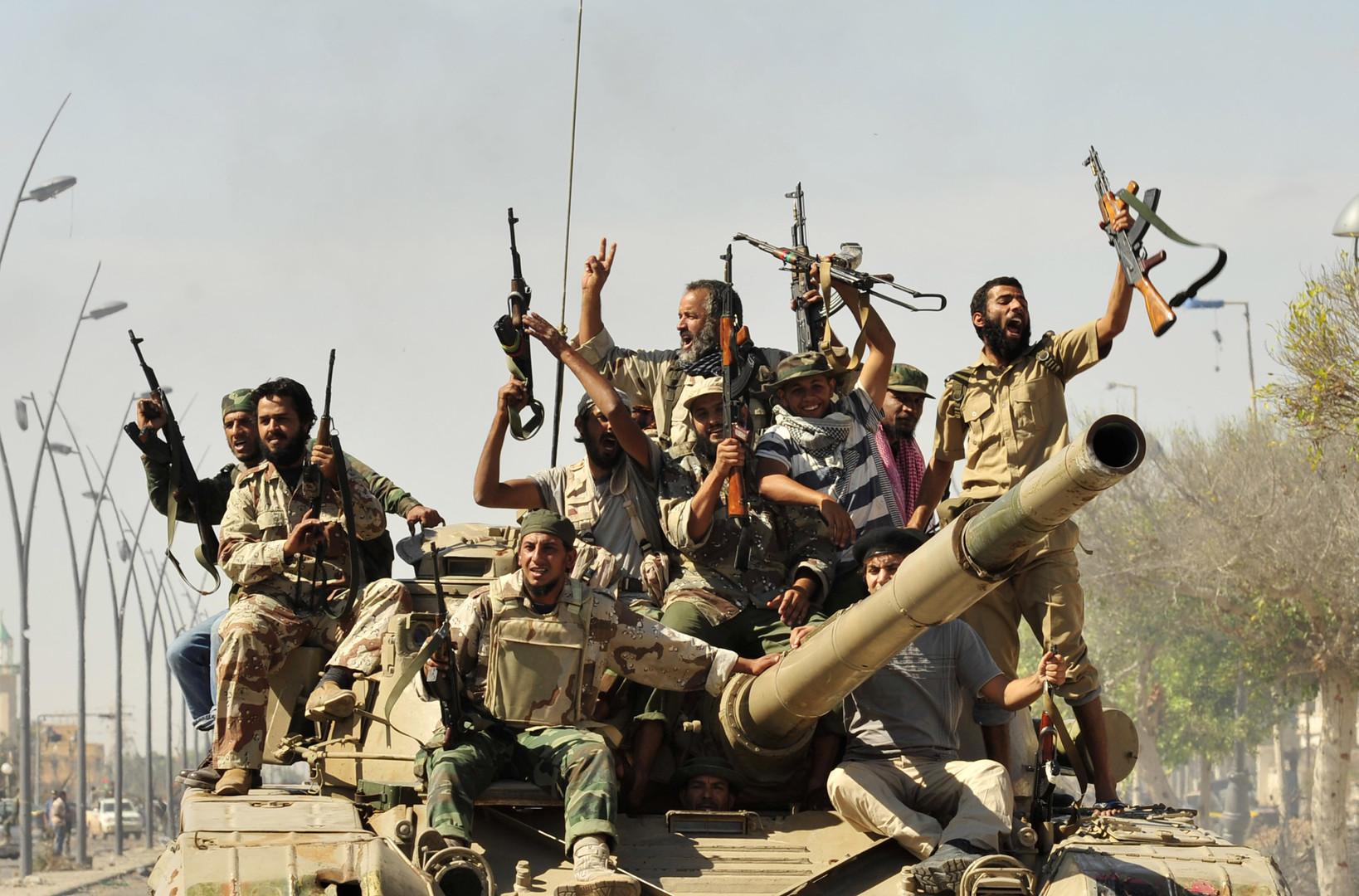 Die westliche Intervention befeuerte das Chaos in Libyen.