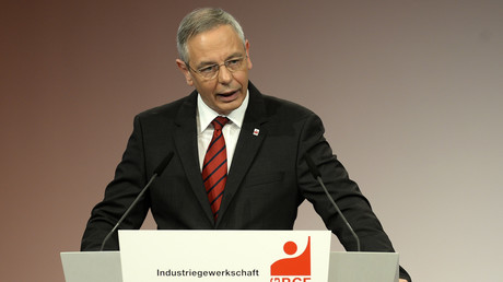 Plötzlich für CETA: IG BCE-Chef Michael Vassiliadis
