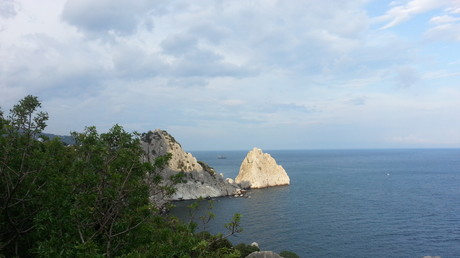 Naturparadies Krim. Foto: Gert Ewen-Ungar