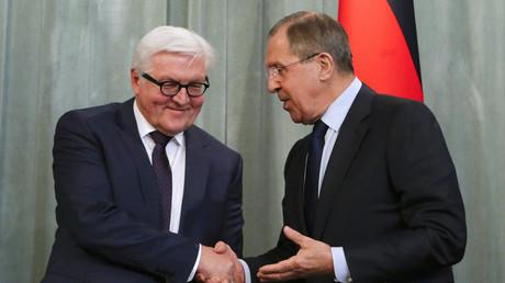 Steinmeier in Russland: Deutsche Außenpolitik wird nicht mehr ernst genommen