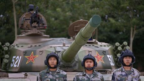 """""""Unter Ausschluss der USA"""" - China soll größere militärische Rolle in Syrien spielen"""