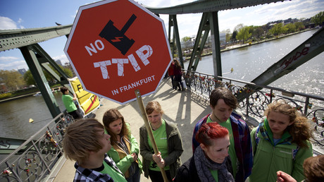 Transatlantisches Zerwürfnis: Streit um TTIP-Verhandlungen spitzt sich zu