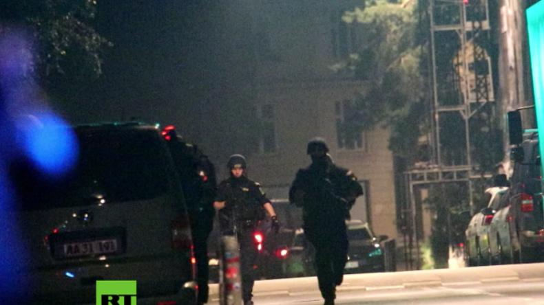 Dänemark: Drei Menschen angeschossen - Polizei auf Jagd nach Verdächtigen in Christiania