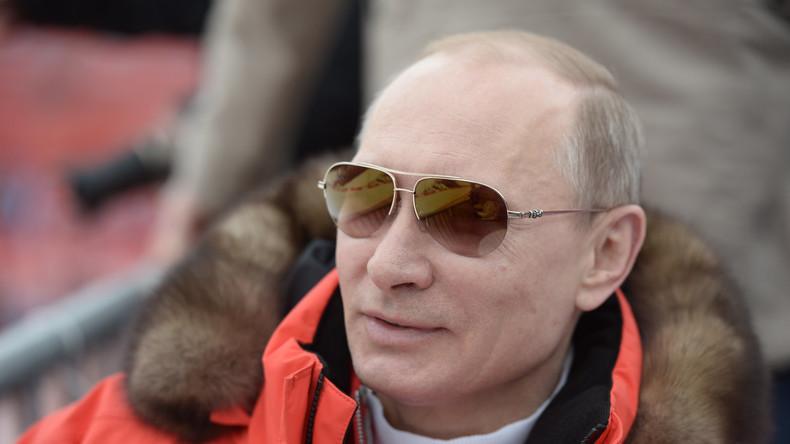 """Die """"Zeit"""" rätselt, warum Putin so beliebt ist, und vermutet hinter jedem Baum einen FSB-Agenten"""
