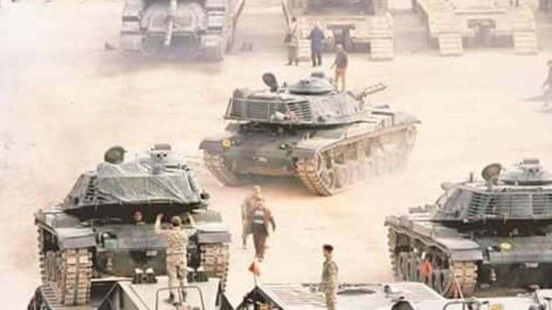 """Erdoğan: Türkei """"befreite"""" 400 Quadratkilometer von IS und YPG"""