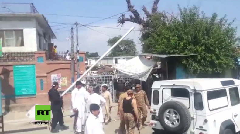 Pakistan: Fünf Tote nach Angriff auf christliche Kolonie durch Terroristen