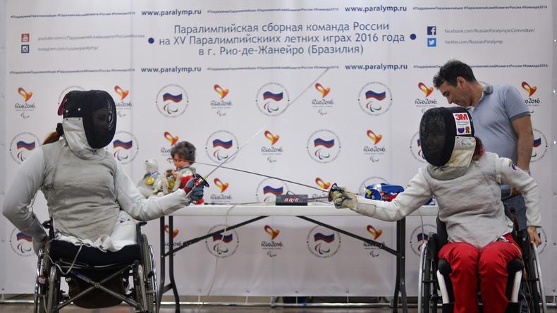 Einspruch abgelehnt: Russische Paralympioniken endgültig ausgeschlossen