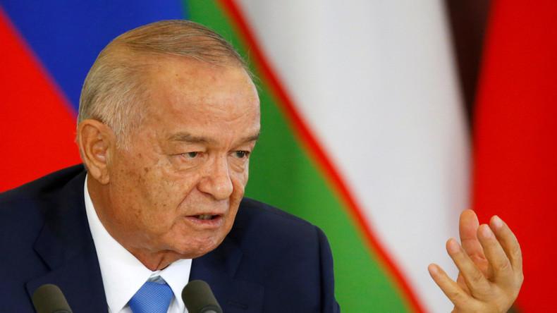 Usbekistans Präsident Karimow stirbt im Alter von 78 Jahren nach 27 Jahren an der Macht